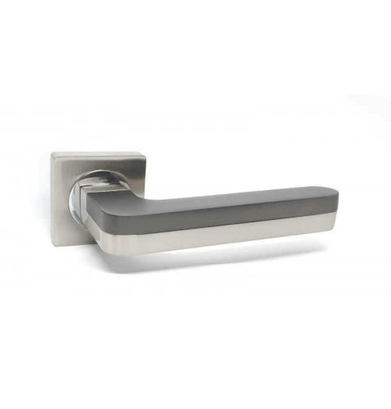 Ручка дверная Kedr R 08.840 AL-graffit-SN