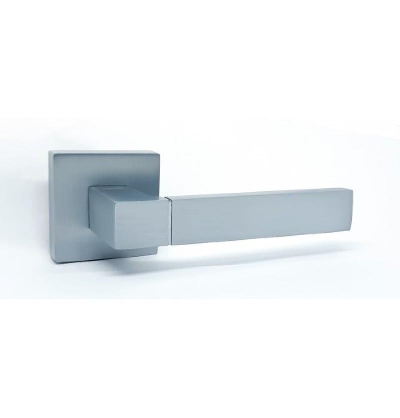 Ручка дверная Kedr R 62.081 AL-SC