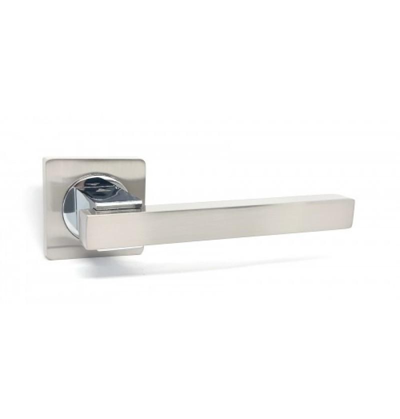 Ручка дверная Kedr R.08.103 AL-SN
