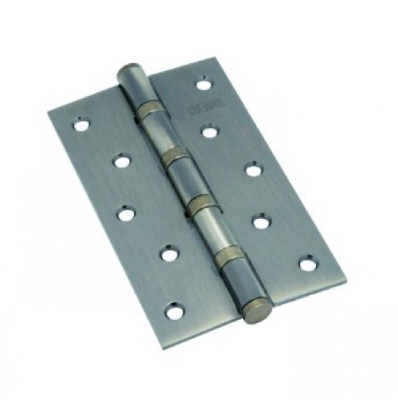 Петля карточная KEDR 125  х 75 х 2.5-В4-AB
