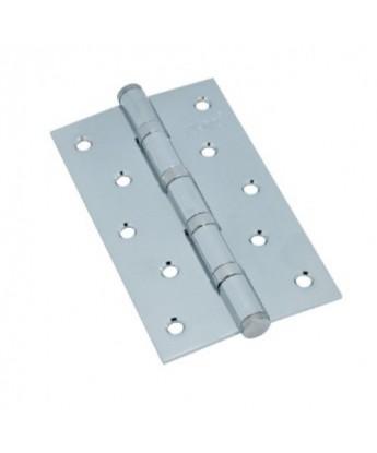 Петля карточная KEDR  125 х 75 х 2.5-В4-S