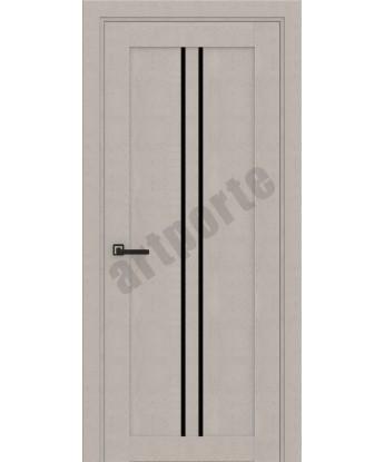 Дверь межкомнатная Вертикаль (2 линии)